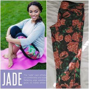 Lularoe 2X Jade athletic moisture-wicking legging